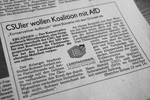 Wir brauchen mehr #Anstand in Bayern!
