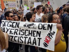 Gegen den bayerischen Polizeistaat