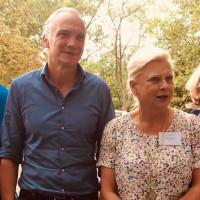 Hilde Mattheis und Dr. Dierk Hirschel