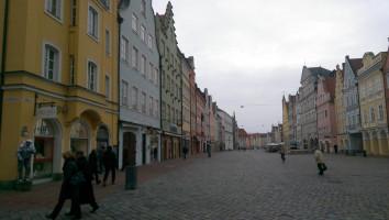 Innenstadt von Landshut