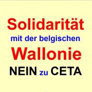 Die DL21 Bayern freut sich über das solidarische, europäische Handeln der Wallonie