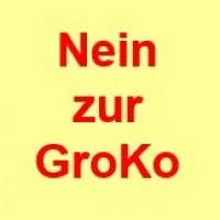 Nein zur GroKo