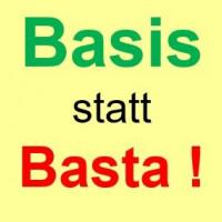 JETZT DIE ERNEUERUNG DER SPD VORANTREIBEN – BASIS STATT BASTA!