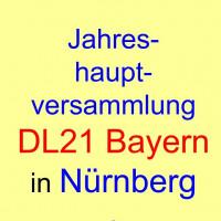 DIE ERNEUERUNG DER SPD VORANBRINGEN - Jahreshauptversammlung der DL21 Bayern
