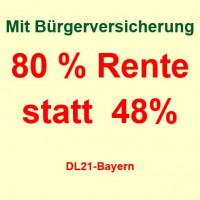 Österreicher bekommen mehr Rente als Deutsche. (Video von PlusMinus)