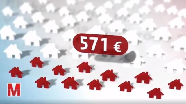 Existenzgerechtes Hartz IV von 571 Euro, Steuerfreibetrag von 11000 !